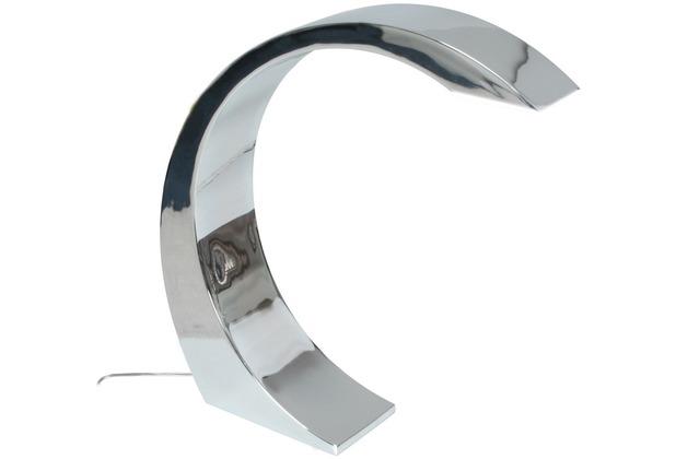 Näve LED-Touch-Tischleuchte / Metall / chrom, warmweiß / 3027042