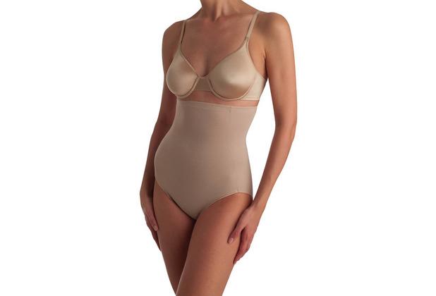 Naomi & Nicole Bauchweg Unterhose Body Shaper Miederhose Figurformende Wäsche Haut L (42)