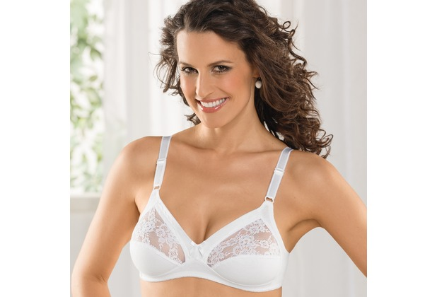 Naturana Basic Soft-BH gen. weiss 75B