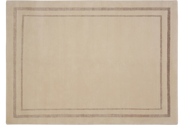 Nepalteppich IMPRESSION Dess. EF1307 braun 70 x 140 cm