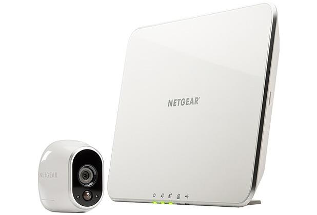 NETGEAR Arlo 1 HD-Kamera-Sicherheitssystem, VMS3130