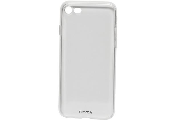 nevox StyleShell Hardcase Flex für Apple iPhone 7 / 8, transparent