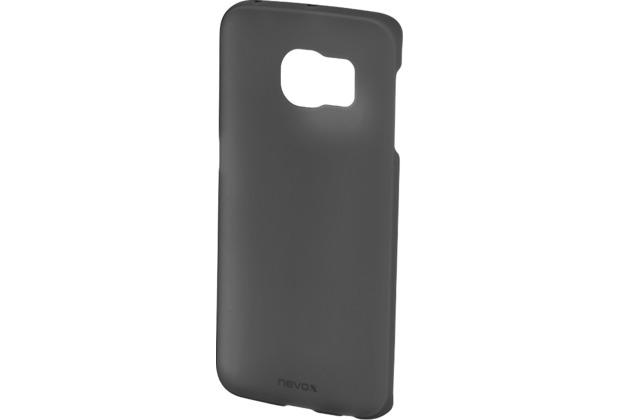 nevox StyleShell Hardcase für Galaxy S6 edge, schwarz