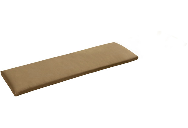 Niehoff Garden Bankauflage Quick dry Füllung Bezug Cartenza beige 175x38x4cm