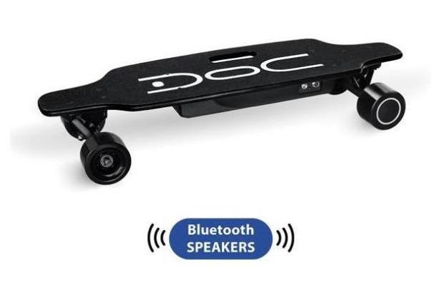 Nilox Doc Skateboard plus black