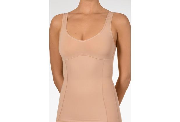 Nina von C. Cotton Shape Shape Shirt caramel 36