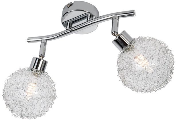 Nino Leuchten LED-Balken 2-flg. RYDER 84460206
