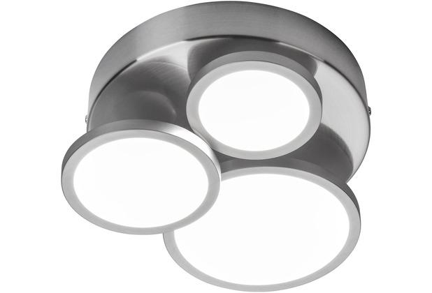Nino Leuchten LED Deckenleuchte 3flg NEO Designleuchte 61400301