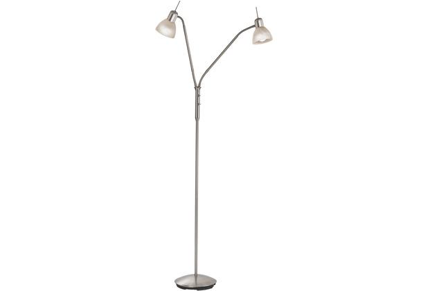 Nino Leuchten LED Stehleuchte 2-f.DAYTONA Stehlampe 41890201