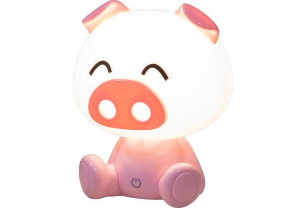 Nino Leuchten LED Tischleuchte PIG 52030121