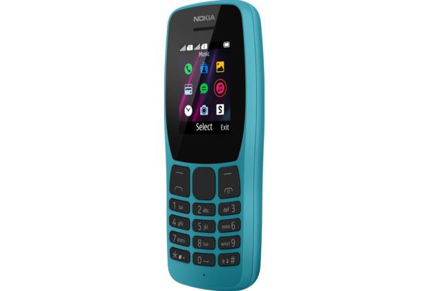 Nokia 110 (blau)