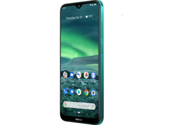 Nokia 2.3 (green)