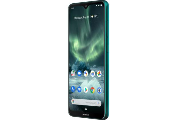 Nokia 7.2 (grün)