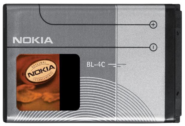 Nokia Akku BL-4C 760 mAh Li-Ion