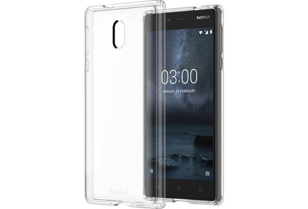 Nokia Hybrid Crystal Case CC-705 for Nokia 3