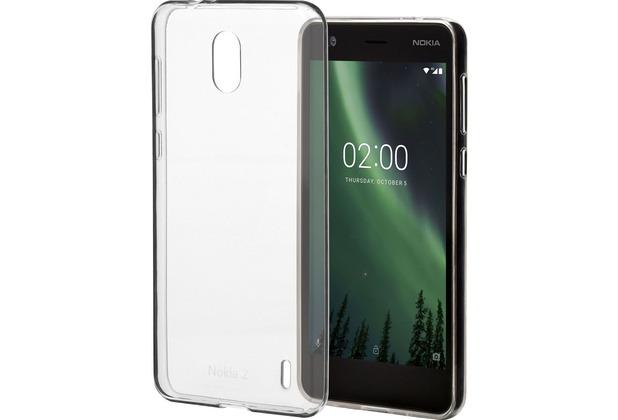 Nokia Slim Crystal Cover CC-104 für Nokia 2, Transparent