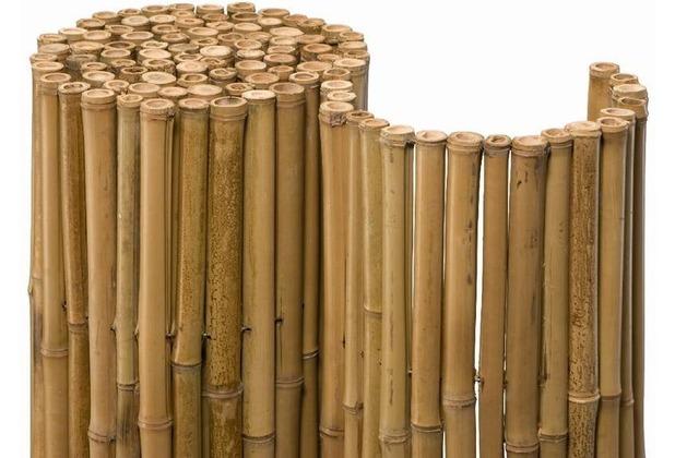 NOOR Bambusmatte Deluxe ca. Größe (HxB) 1,50x2,50 m