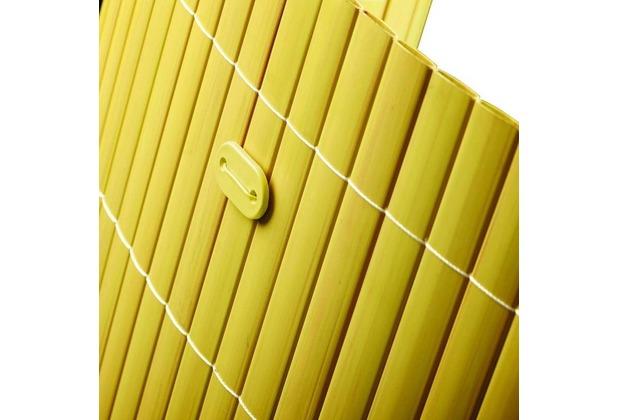 NOOR Befestigungskit für PVC Sichtschutzmatten 26 Stück Farbe anthrazit