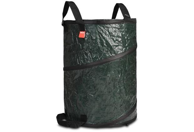NOOR Pop-Up Sack L 160l Gartensack faltbar Laubsack