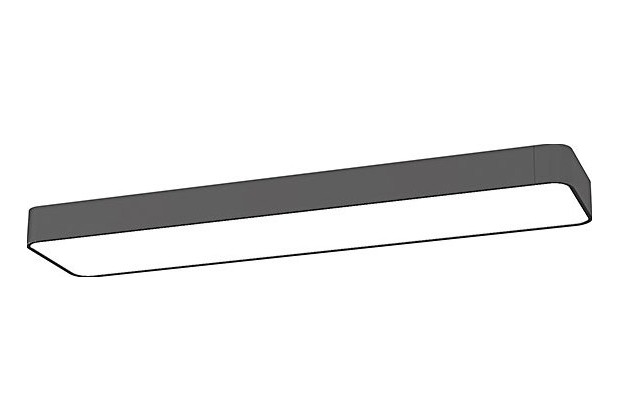 Nowodvorski SOFT LED GRAPHITE 60X20 grau