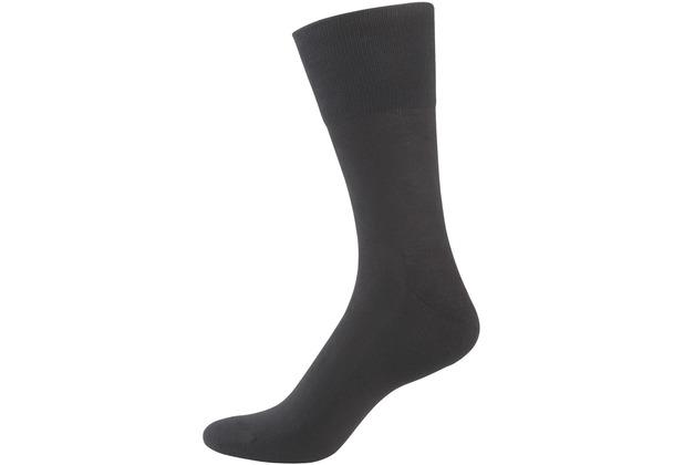 """nur der Herren \""""Baumwolle Aktiv Socke\"""" anthrazitmel. 39-42"""