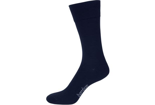 """nur der Herren \""""Bambus Komfort Socke\"""" maritim 39-42"""