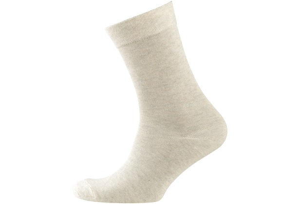 """nur der Herren \""""Ohne Gummi Socken 3er\"""" beigemel. 39-42"""
