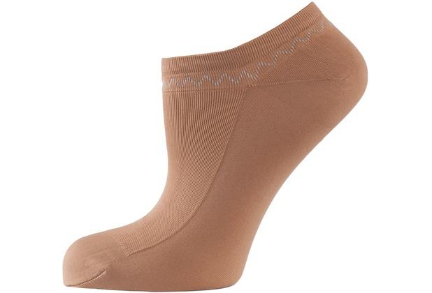 nur die Feines Schuhsöckchen 230 amber 35-38
