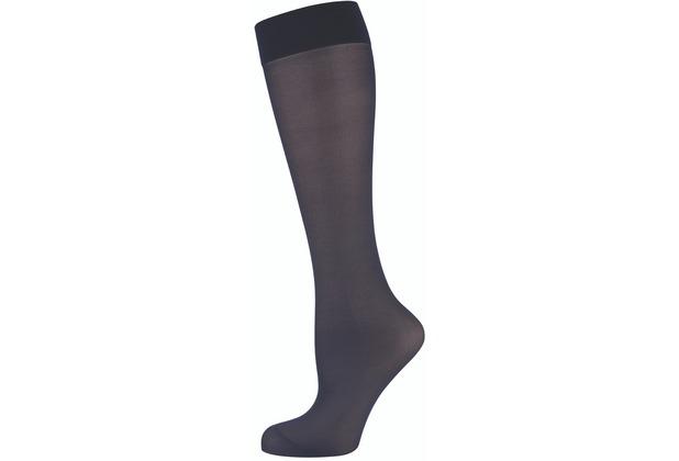 nur die Knie Fit in Form 40 dunkelblau one size