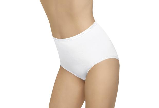 nur die Taillenslip Komfort weiß 40-42