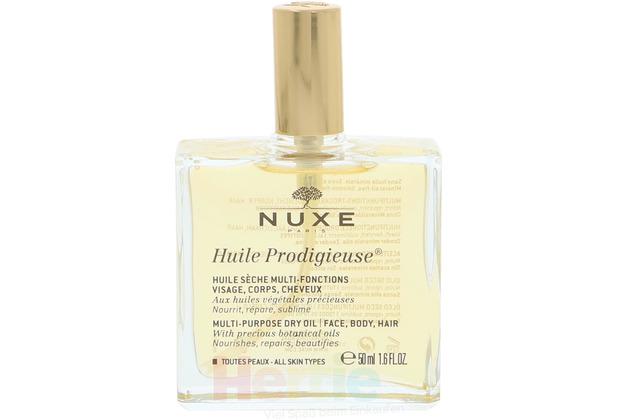 NUXE Huile Prodigieuse Multi-Purpose Dry Oil 50 ml