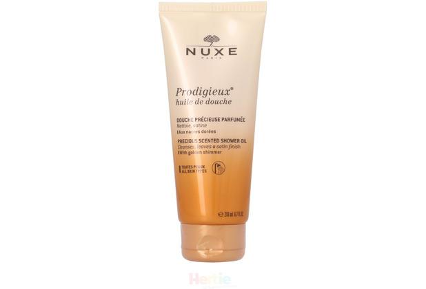 NUXE Prodigieux Shower Oil - 200 ml