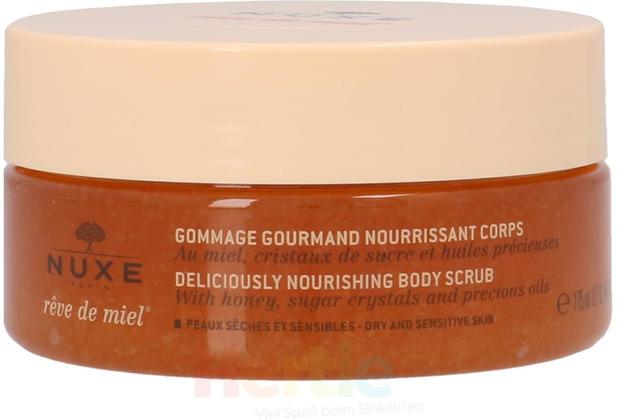 NUXE Reve De Miel Body Scrub Dry & Sensitive Skin 175 ml