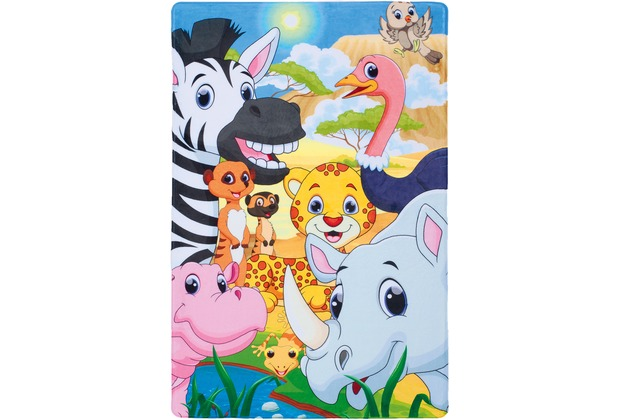 Obsession Teppich My Fairy Tale 636 savannah 100 x 150 cm