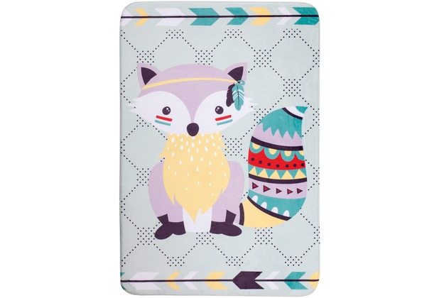 Obsession Teppich My Fairy Tale 645 racoon 100 x 150 cm