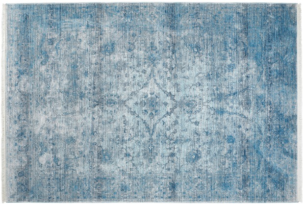 Obsession Teppich My Laos 454 blue 120 x 170 cm