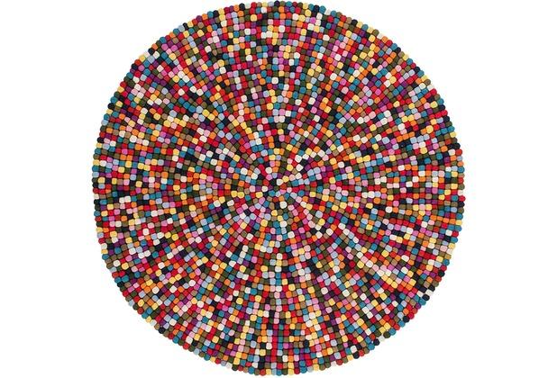 Obsession Teppich My Passion 730 multi 120 x 120 cm