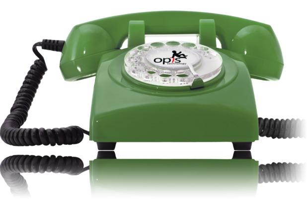 Opis 60s cable, grün