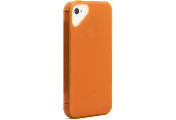 Olo Glacier für iPhone 5/5S/SE, orange