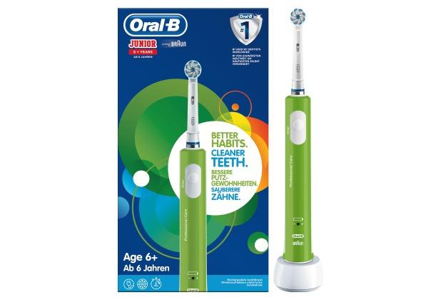 Oral-B Junior Green Grün