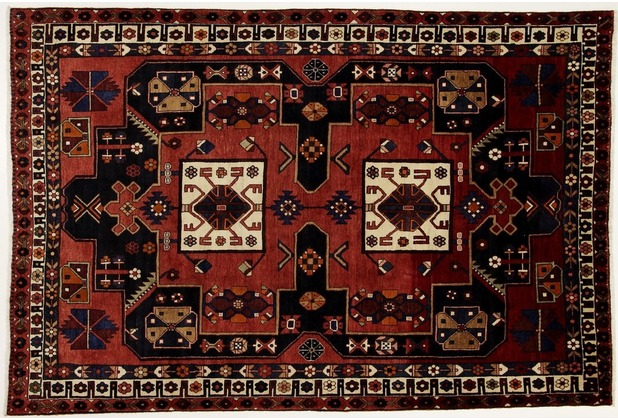 Oriental Collection Bakhtiar Teppich 210 x 315 cm (Iran)