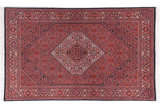 Oriental Collection Bidjar Teppich Sandjan 140 x 222 cm stark gemustert