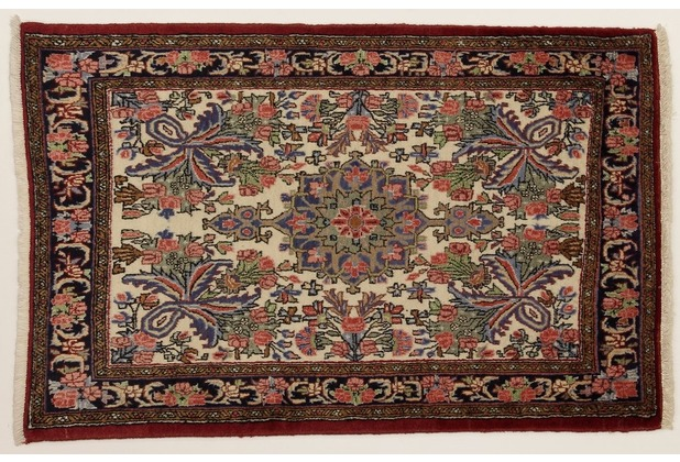Oriental Collection Bidjar Teppich Fereydoon 73 x 112 cm