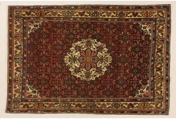 Oriental Collection Bidjar rot 76004 , Perser-Teppich, 105 x 150 cm
