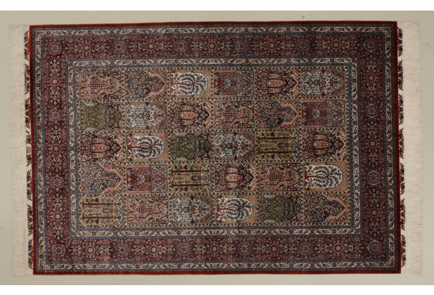 Oriental Collection China Hereke Seide Multi 124 x 183 cm