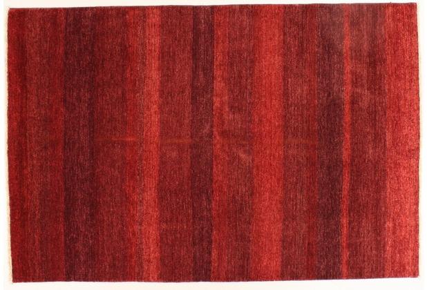 Oriental Collection Gabbeh Teppich, handgefertigt, FineGab rot 99717, 170 x 256 cm