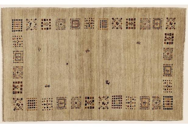 Oriental Collection Gabbeh-Teppich 107 x 165 cm beige