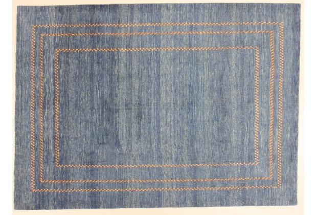 Oriental Collection Gabbeh-Teppich blau 99690 207 x 285 cm