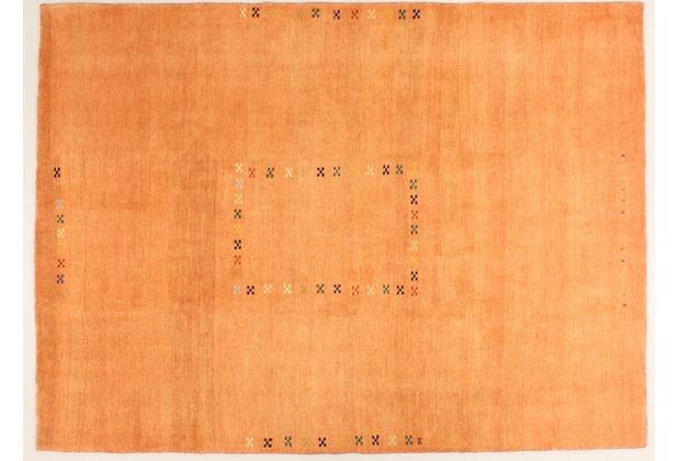 Oriental Collection Gabbeh-Teppich, rosa/pink 99724, 210 x 285 cm
