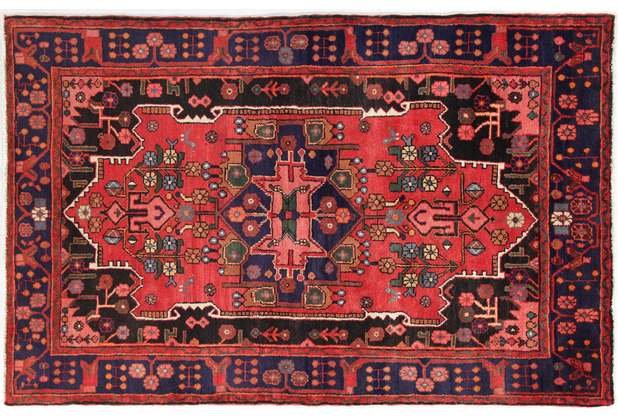 Oriental Collection Hamadan (iranischer) Teppich 135 x 210 cm